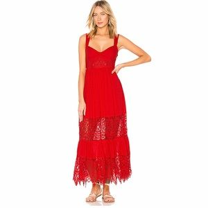 NEW Free People Caught Your Eye Maxi  - size 2